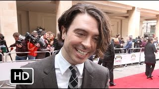 Ryan Gage - Empire Awards 2015 interview in London