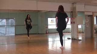 香音先生のダンスレッスン〜股関節を意識したストレッチ〜のサムネイル