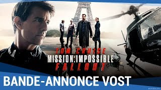 Trailer of Mission : Impossible - Fallout (2018)