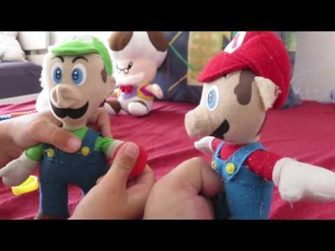 """Mario and Luigi in """"The lost Princess"""" - Das Kuscheltier Abenteuer"""