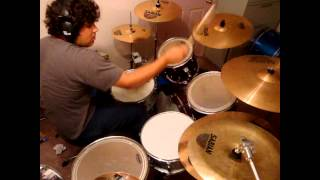My Generation - The Who (drum cover)