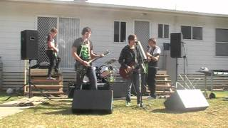 Call It A Day - Damned If I Do Ya (Damned If I Don't) by All Time Low Band Cover