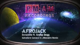 Afrojack - Dynamite ft. Snoop Dogg (Salvatore Ganacci + Jillionaire Remix)