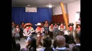 preview picture of video 'Western tánc 2010 Tiszakeszi'