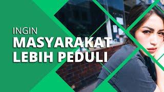 Beri Tanggapan soal Tagar 'Indonesia Terserah', Jessica Iskandar : Kenapa Tidak di Rumah Saja?