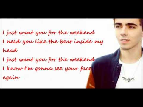 The Wanted - The Weekend Lyrics
