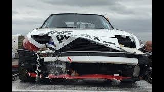CSCC Modern Classics Race in Thruxton 18 August 2018 - Mazda RX7
