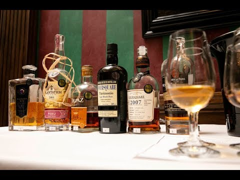 Rum Masterclass with Peter Holland