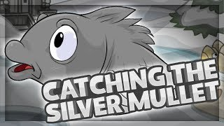Catching The Silver Mullet?? (Club Penguin Rewritten LIVE)