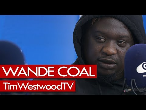 Wande Coal - Tim Westwood TV interview