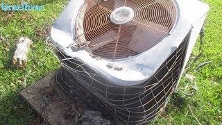 HVAC: Condenser Install | Relocate