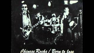 The Heartbreakers - Chinese Rocks (orig single 1977)