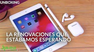 iPad Mini 2019 y Airpods 2, UNBOXING y PRIMERAS IMPRESIONES en México