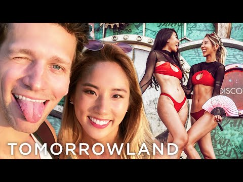 We Attended One of the Biggest Music Festivals In The World · Tomorrowland