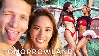 We Attended One of the Biggest Music Festivals In The World · Tomorrowland - Video Youtube