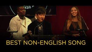 Best Non English Song   Pensado Awards 2016