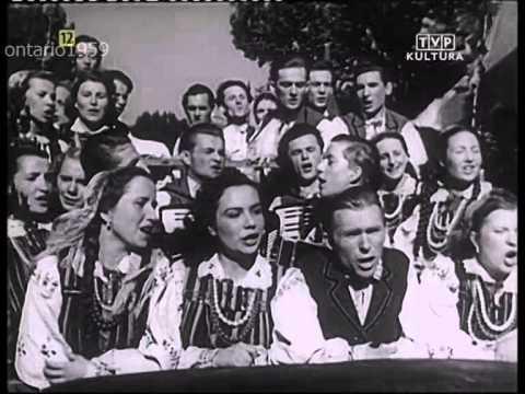 Przeboje socjalizmu - To idzie młodość (TVP 1953)