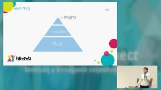HR Digital Connect 2019 – HR adatokkal a teljestményértékelés szolgálatában