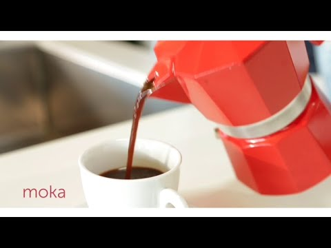 MOKA - coffee@home - English Version