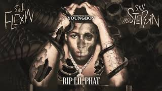 YoungBoy Never Broke Again - RIP Lil Phat  Still Flexin, Still Steppin OUT NOW! Stream/Download: https://youngboy.lnk.to/StillFlexinStillSteppinID  Stream/download AI YOUNGBOY 2: https://youngboy.lnk.to/AIYOUNGBOY2ID Get the AI YOUNGBOY 2 merch capsule: https://neverbrokeagain.com  Subscribe for more official content from YoungBoy NBA:  https://youngboy.lnk.to/Subscribe  Connect with YoungBoy Never Broke Again: http://www.youngboynba.com https://www.facebook.com/nbayoungboy https://www.twitter.com/GGYOUNGBOY https://www.instagram.com/nba_youngboy https://www.soundcloud.com/nba-youngboy  The official YouTube channel of Atlantic Records artist YoungBoy Never Broke Again. Subscribe for the latest music videos, performances, and more.