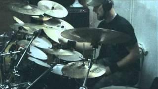 Ultra brutal grindcore drumming - GNIDA - track 6 demo