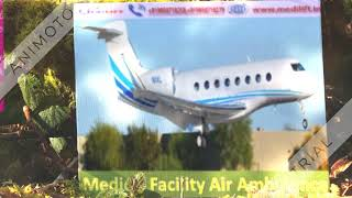 Cheap and Finest Air Ambulance Service in Kolkata