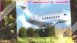 Cheap and Finest Air Ambulance Service in Kolkata