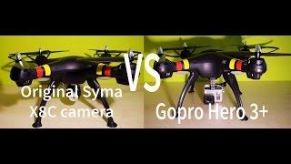 Syma X8C Camera Test