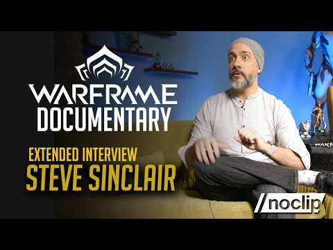 Steve Sinclair on Creating Warframe - Extended Interviews