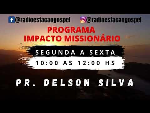 A PALAVRA DE DEUS É UM REMÉDIO EFICAZ CONTRA O ESTRESSE - PASTOR DELSON SILVA
