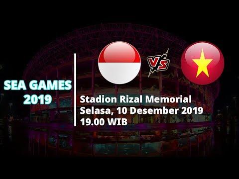 Jadwal Final SEA Games 2019 Timnas U-22 Indonesia Vs Vietnam Selasa (10/12)