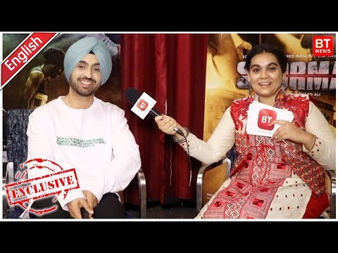 Diljit Dosanjh's Fun-Filled EXCLUSIVE Interview | Talks About Soorma Movie, His Journey & Much More
