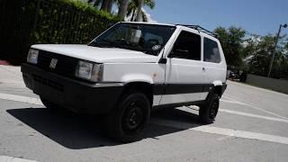 1988 Fiat Panda FOR SALE