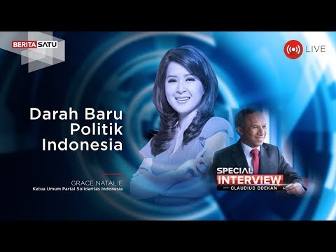 SPESIAL INTERVIEW : DARAH BARU POLITIK INDONESIA