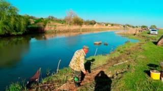 Рыбалка в курчанской темрюкский район