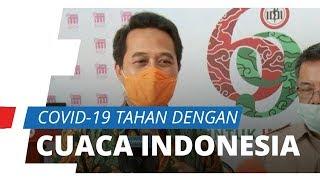 (POPULER) Ikatan Dokter Indonesia Bantah Pernyataan Luhut Sebut Corona Mati karena Cuaca Indonesia