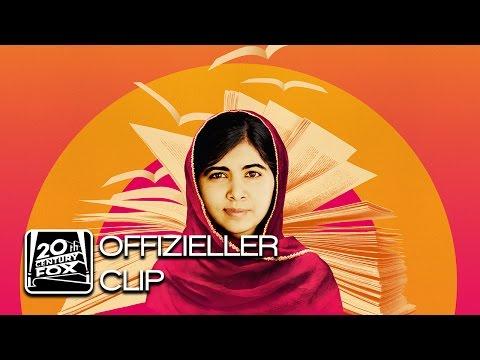 Malala - Ihr Recht auf BildungJetzt im Kino!Spot Deutsch HD German