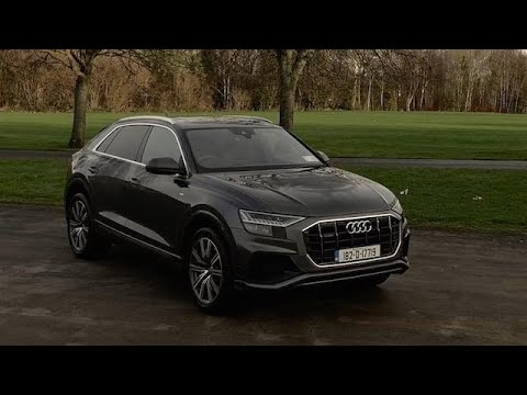 Our Test Drive: The Audi Q8