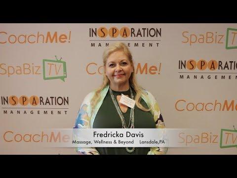 Fredericka Davis - Massage, Wellness & Beyond