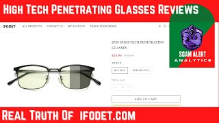 High Tech Penetrating Glasses Reviews   Real Truth Of  ifodet.com