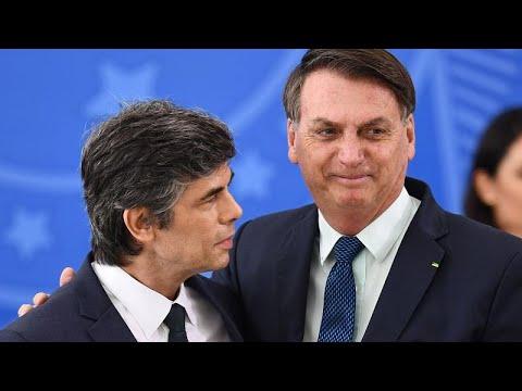 Βραζιλία: Ο Μπολσονάρο απέπεμψε τον Υπουργό Υγείας