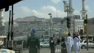 preview picture of video 'The City of Makkah Around Masjid al Haram'