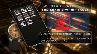 Diagono2015 Wisekey Intelligent Watch
