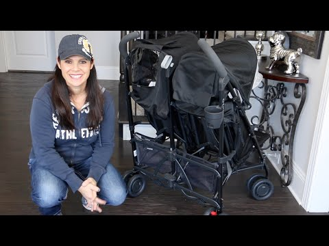 UppaBaby GLink Double Stroller Review by Baby Gizmo