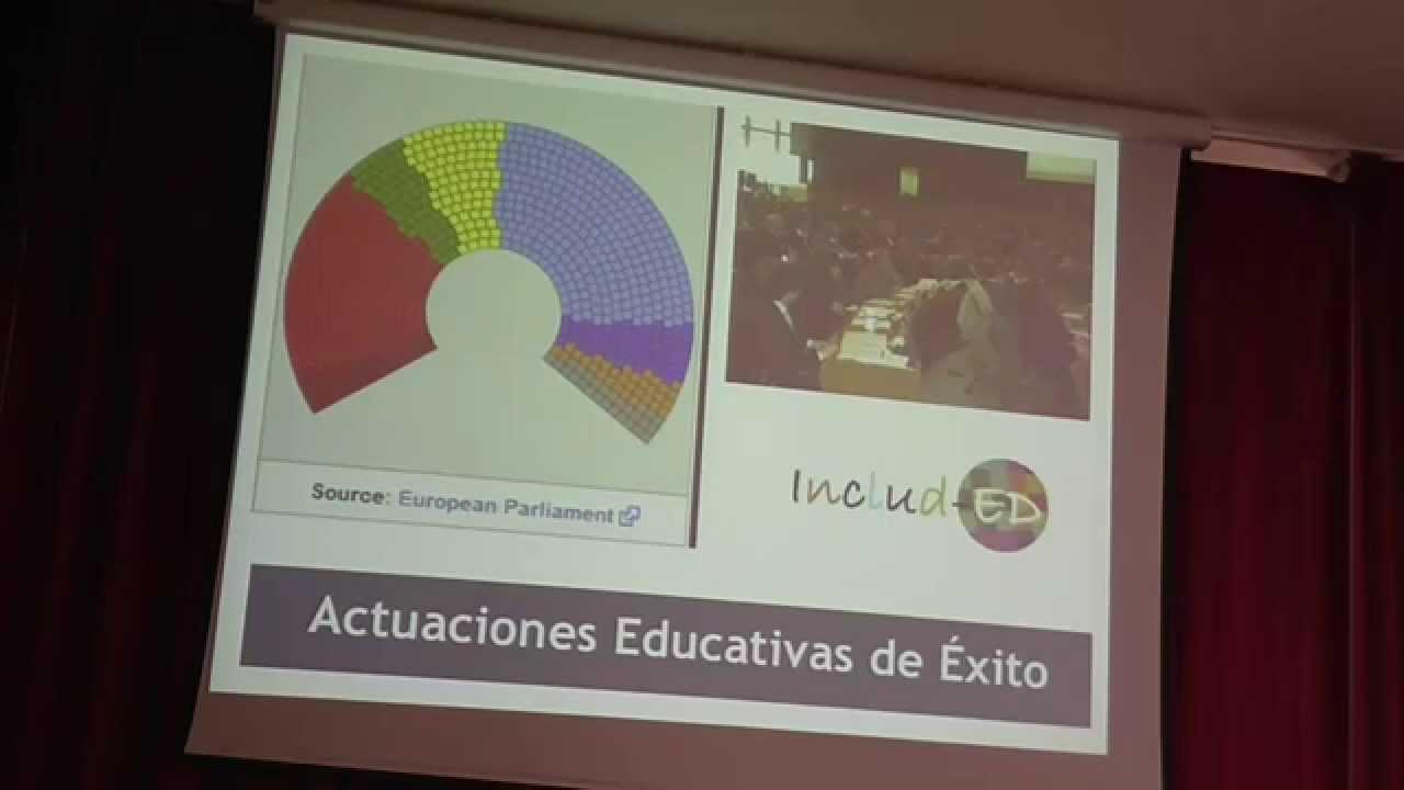 Ramón Flecha. Educación inclusiva. Grupos Interactivos. Writing Centers