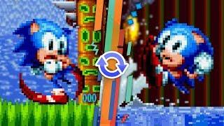 Sonic Game (Demo) – Walkthrough – Fan Game - Most Popular Videos