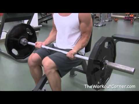 Uszczelnienie na mięśniu łydki