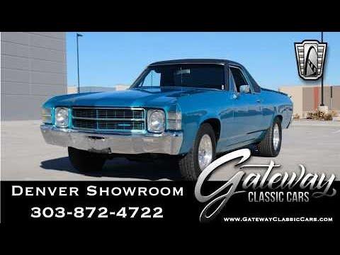 1971 Chevrolet El Camino (CC-1435702) for sale in O'Fallon, Illinois
