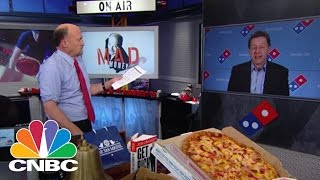 Domino's Pizza CEO: Secret To The Earnings Sauce | Mad Money | CNBC