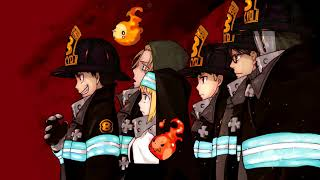 Fire Force Season 2 - Opening Full『SPARK-AGAIN』by Aimer 1 Hour version
